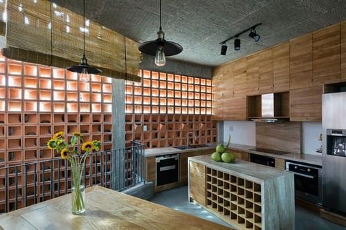 Ưu điểm của gạch thông gió trong công trình kiến trúc