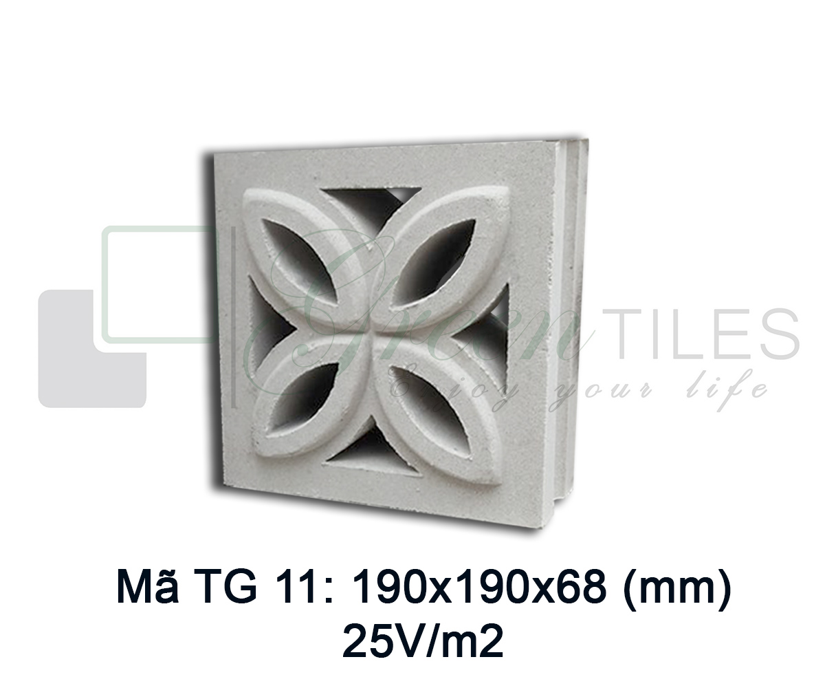 Gạch thông gió TG11